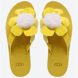 UGG - uggアグpoppy1090489W  LEMON YELLOW