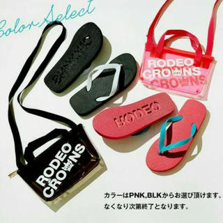 RODEO CROWNS - 新品未使用 RODEO CROWNS ビーチサンダル