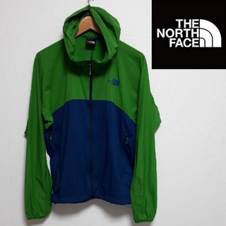 THE NORTH FACE - THE NORTH FACE ナイロンパーカー L