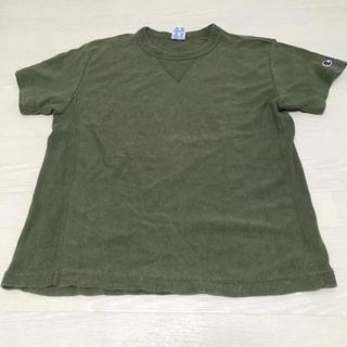 3bba94f99cd473 チャンピオン(Champion)のチャンピオン カーキ 半袖Tシャツ☆(Tシャツ/カットソー