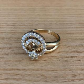 k18 メレダイヤリング