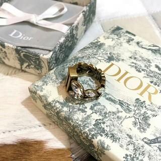 ディオール(Dior)のDIOR  ディオール  アクセサリー リング(リング(指輪))