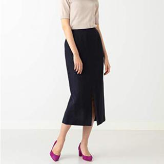 Demi-Luxe BEAMS - デミルクスビームス リネンタイトスカート