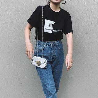 ドゥロワー(Drawer)のデザインTシャツ ブラック(Tシャツ(半袖/袖なし))
