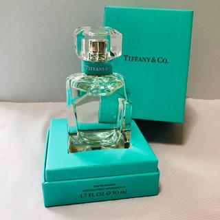 Tiffany & Co. - 値下げ ティファニー オードパルファム 50ml 新品 未使用