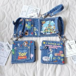 Disney - ディズニーリゾート トイ・ストーリーパスケース3点セット
