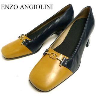 エンゾーアンジョリーニ(Enzo Angiolini)のENZO ANGIOLINI エンゾー アンジョリーニ  パンプス24cm(ハイヒール/パンプス)