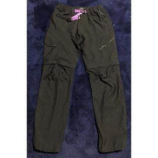 ロウアルパイン(Lowe Alpine)のトレッキングパンツ   ロウアルパイン 女性用 L パンツ ブラック(登山用品)