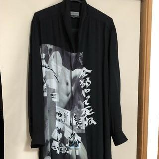 Yohji Yamamoto - ヨウジヤマモト 19ss 全部やって シャツ