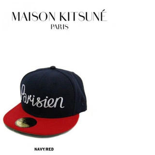 MAISON KITSUNE' - MAISONKitsunéメゾンキツネ×NEWERAニューエラパリジャンキャップ
