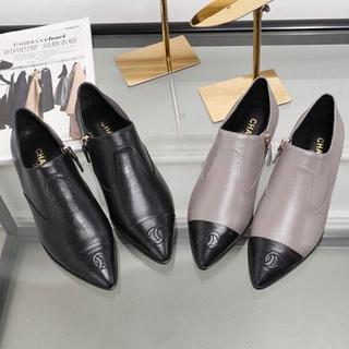 シャネル(CHANEL)のシャネル 皮靴(スニーカー)