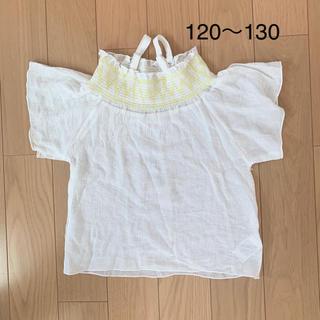マーキーズ(MARKEY'S)の半袖刺繍トップス(Tシャツ/カットソー)
