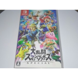 Nintendo Switch - SWITCH 大乱闘スマッシュブラザーズ