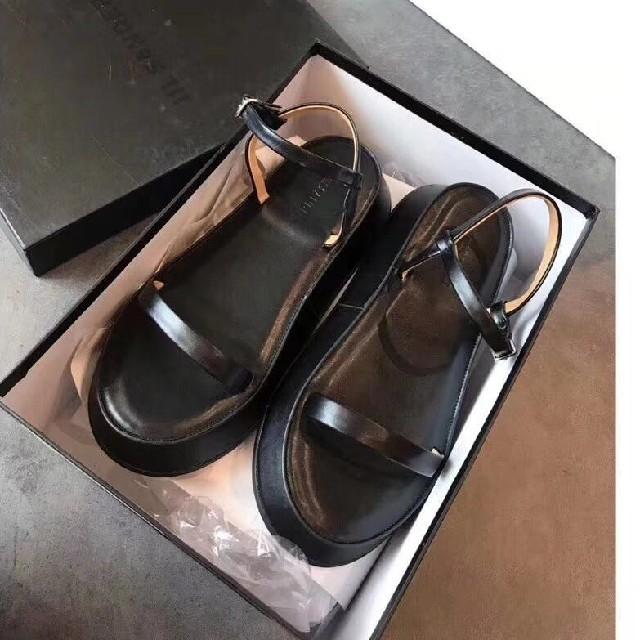 Jil Sander(ジルサンダー)の夏セール中 JIL SANDER サンダル レディースの靴/シューズ(サンダル)の商品写真