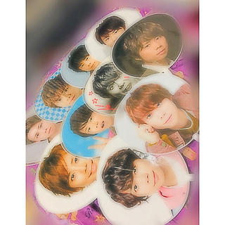 Kis-My-Ft2 - 北山団扇セット