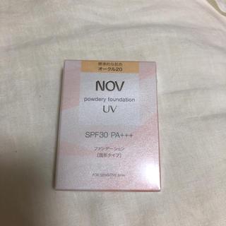 NOV - NOV ファンデーション 標準的な肌色 オークル20