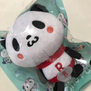 ラクテン(Rakuten)の❁ 里親募集 ❁ 楽天 お買い物パンダさん ぬいぐるみ(キャラクターグッズ)