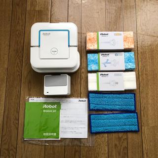 iRobot - iRobot ブラーバジェット240 床拭きロボット