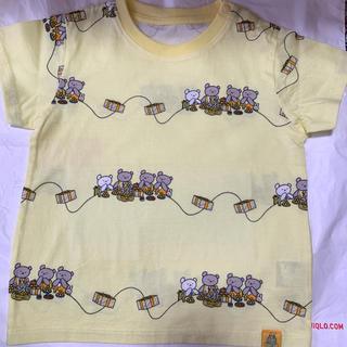 UNIQLO - UNIQLOベビーTシャツ 90㎝☆新品