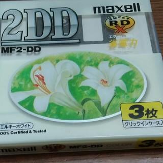 マクセル(maxell)のマクセル 2DDフロッピーディスク (PC周辺機器)