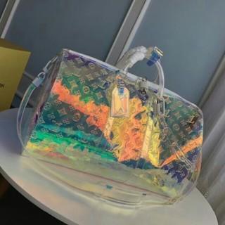 LOUIS VUITTON - 大人気完売 限定 Louis Vuitton キーポル50★