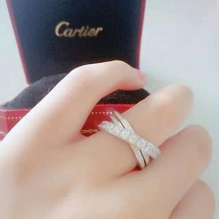 Cartier - カルティエ 指輪 リング