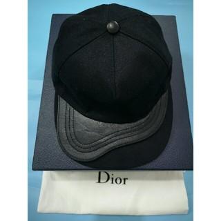 ディオール(Dior)のDIOR キャップ 帽子 メンズ カッコイイ L ディオール 正規品(キャップ)