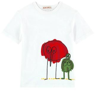 マルニ(Marni)のマルニ MARNI レディース Tシャツ 新品(Tシャツ(半袖/袖なし))