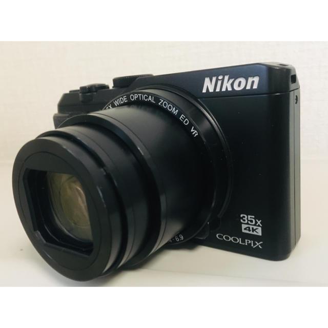 Nikon(ニコン)のNikon COOLPIX A900 BK スマホ/家電/カメラのカメラ(コンパクトデジタルカメラ)の商品写真
