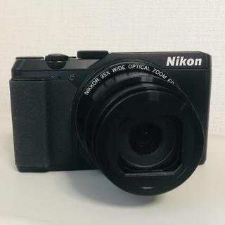 Nikon - Nikon COOLPIX A900 BK