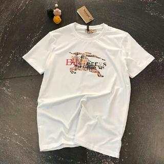 BURBERRY - Burberry Tシャツ 男女兼用 ホワイト Lサイズ