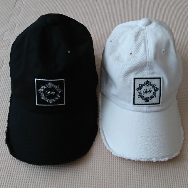 Rady(レディー)のRady ホテルシリーズ キャップ 2個セット レディースの帽子(キャップ)の商品写真