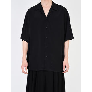 LAD MUSICIAN - LAD MUSICIAN OPEN COLLAR BIG SHIRT