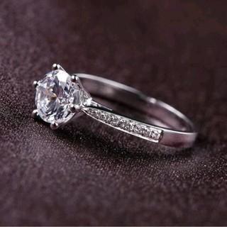 ◆特A品◆2ct ダイヤモンドリング 10号 💍婚約指輪(リング(指輪))