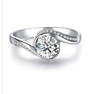 ◆特A品◆2ct ダイヤモンドリング15号 💍婚約指輪(リング(指輪))