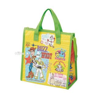 トイ・ストーリー - 映画 ディズニー トイストーリー4 ランチバッグ ランチトート 保冷バッグ