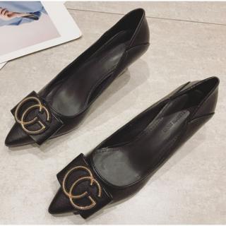 レディース リボン ハイヒール靴(ハイヒール/パンプス)