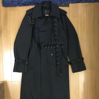 COMME des GARCONS - Craig green lace coat s size black