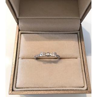 ポンテヴェキオ(PonteVecchio)の■ポンテヴェキオ  ダイヤリボンリング(リング(指輪))