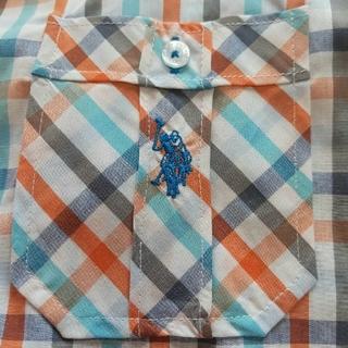 POLO RALPH LAUREN - ★POLO★半袖チェックシャツ