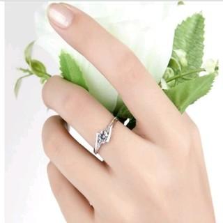 ◆特A品◆ダイヤモンド フリーサイズリング 11号~(リング(指輪))