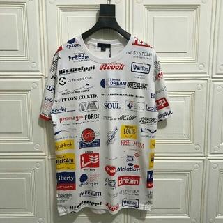 ルイヴィトン(LOUIS VUITTON)のSOUL DREAM Louis Vuittion 男女兼用  t-shirt (Tシャツ/カットソー(半袖/袖なし))
