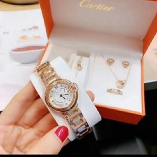 Cartier - カルティエ時計 五点セット