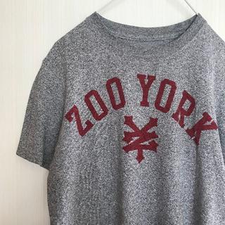 ズーヨーク(ZOO YORK)のアメリカ古着!Tシャツ ZOO YORK グレー XS キッズ [041](Tシャツ/カットソー(半袖/袖なし))
