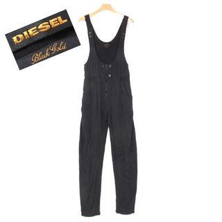 DIESEL - DIESEL BLACK GOLD シルク オールインワン sizeXXS