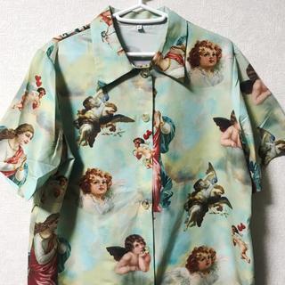 天使 アロハシャツ