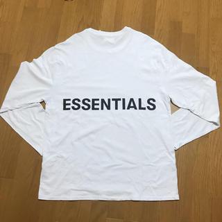 フィアオブゴッド(FEAR OF GOD)のFOG ESSENTIALS ロングスリーブTシャツ(Tシャツ/カットソー(七分/長袖))