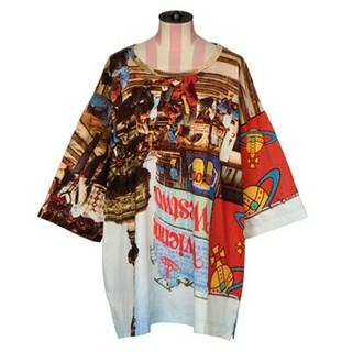 Vivienne Westwood - ヴィヴィアン ウエストウッド 新品 ピカデリーサーカス オーブ BIG Tシャツ