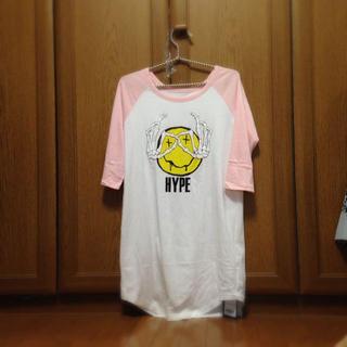 ハーフマン(HALFMAN)のロングTシャツ(Tシャツ(長袖/七分))