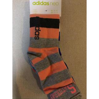 アディダス(adidas)の新品 レア adidas neo 7pairs A WEEK socks(ソックス)